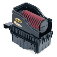 Airaid Cold Air Intake w/SynthaMax Dry Filter (QUICK FIT) - 99-03 Ford Powerstroke - 401-122