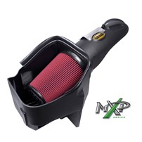 Airaid Cold Air Intake w/SynthaMax Dry Filter (MXP SERIES) - 11-16 Ford Powerstroke - 401-278