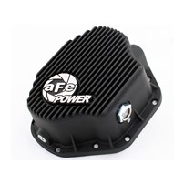 aFe Differential Cover (Black Fins) 94-02 Dodge 5.9L/99-07 Ford F-350/F-450 Dually - 46-70031