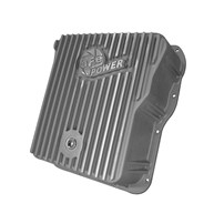 aFe Transmission Pan (Raw Finish) - 01-19 GM 6.6L Duramax (Allison A1000 Transmission) - 46-70070