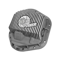 aFe Rear Street Series Differential Cover (Raw) - 94-16 Ford F-Series & Super Duty w/ Dana 60 Front - 46-70080