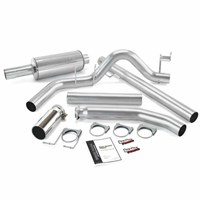 Banks Power - Monster Exhaust - 98-02 Dodge Pickup Extended cab - 48636