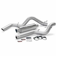 Banks Power - Monster Sport Exhaust - 06-07 Duramax LLY/LBZ CCSB - 48774