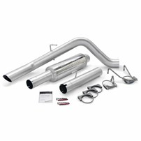 Banks Power - Monster Sport Exhaust - 06-07 Dodge 5.9 325HP Mega Cab - 48780