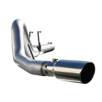aFe Mach Force XP 409 Stainless Steel Exhaust System - 08-10 Ford Powerstroke (4