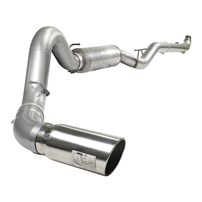 aFe Mach Force XP 409 Stainless Steel Exhaust System - 07.5-10 GM Duramax LMM 5