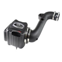 AFE Momentum HD Pro DRY S Cold Air Intake System - 11-16 GM Duramax 6.6L LML