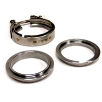 PPE Interlocking V-Band Exhaust Flange Kit