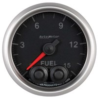 Autometer Elite Series Fuel Pressure Gauges