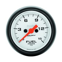 Autometer Phantom Series Fuel Pressure Gauges