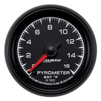 Autometer ES Series Pyrometer Gauges