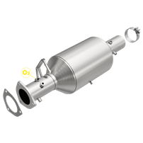 MagnaFlow Direct-Fit DPF Catalytic Converter
