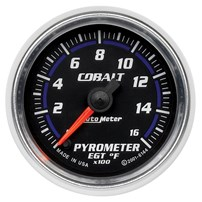 Autometer Cobalt Series Pyrometers