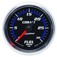 Autometer Cobalt Series Fuel Pressure Gauges
