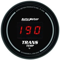 Auto Meter Sport Comp Digital Series - 2-1/16
