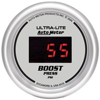 Auto Meter Ultra-Lite Digital Series - 2-1/16