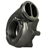 Garrett Perf Turbo Housing 1.15 A/R Non-Wastegated - 99.5-03 Ford Powerstroke, F-Series and Excursion - 700213-0005
