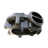 Industrial Injection Upgraded Turbine Housing 1.00 A/R (stock is .84 A/R) - 1999.5-2003 Ford 7.3L - 710023-0008T