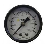 Fuelab EFI Fuel Pressure Gauge Dual - Universal - 71511