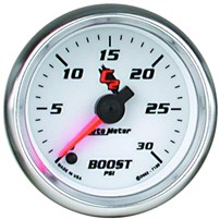 Autometer Cobalt C2 Series Boost Gauges