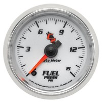 Autometer Cobalt C2 Series Fuel Pressure Gauges