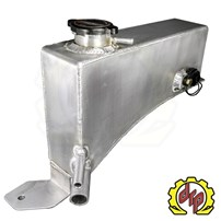 Deviant Fabricated Coolant Overflow Tank
