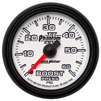 Auto Meter Phantom II - Boost Gauge 2-1/16