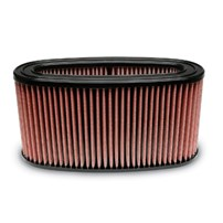 Airaid SynthaFlow Direct-Fit Replacement Filter (DRY) - 94-97 Ford Powerstroke 7.3L - 801-346
