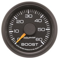 Auto Meter GM Factory Match - Boost Pressure 0-60 PSI, 2-1/16