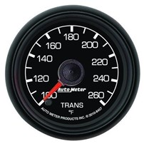 Auto Meter Ford Factory Match - 100-260 F, Full Sweep Electric, 100-260F , 2-1/16