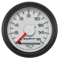 Autometer Dodge Factory Match Pyrometer Gauges