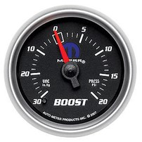Autometer Mopar Series Vacuum/Boost Gauges