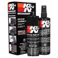 K&N Recharger Filter Care Service Kit - 99-5000