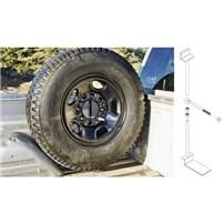 Titan Fuel Tank -  Spare Tire Buddy - Universal