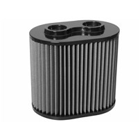 aFe Magnum FLOW PRO DRY S Air Filter -17-19 Ford Powerstroke