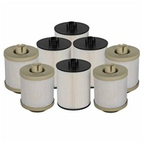Pro GUARD D2 Fuel Filter (4 Pack) Ford Diesel Trucks 08-10 V8-6.4L (td)
