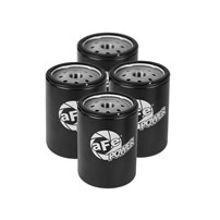 aFe Pro GUARD HD Oil Filters (4 Pack) - 01-19 Duramax