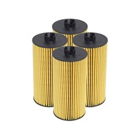 aFe Pro GUARD D2 Oil Filter (4 Pack) - 03-10 Powerstroke
