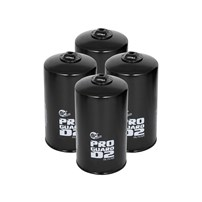 aFe Pro GUARD D2 Oil Filters (4 Pack) - 94-03 Powerstroke