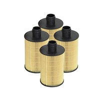 aFe Pro Guard HD Oil Filter (4 Pack) - 14-18 Dodge Ram 1500 3.0L EcoDiesel