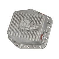 AFE 46-70300 Rear Differential Cover | Raw Finish Street Series 16-17 2.8L GM Duramax Canyon / Colorado