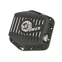 AFE 46-70302 Rear Differential Cover | Machined Finish Pro Series 16-17 2.8L GM Duramax Canyon / Colorado