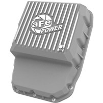 aFe Transmission Pan (Raw Finish) 13-19 Dodge Cummins - 46-71160A