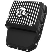 aFe Tranmission Pan (Black Finish) 13-19 Dodge Cummins - 46-71160B