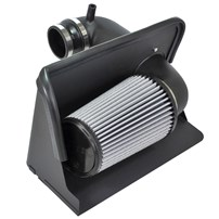 aFe Magnum FORCE Stage-2 Cold Air Intake System w/Pro DRY S Filter - 99-02 GM Diesel 6.5L - 51-10732