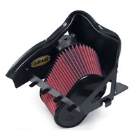 Airaid 03-04 Dodge Cummins 5.9L DSL (exc. 600 Series) CAD Intake System w/o Tube (Oiled / Red Media)