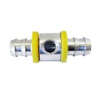AirDog Push-Lock Fuel Pressure Tee - 001-4A-1-0027