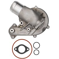 Alliant Power Water Pump Housing - 06-16 GM Duramax - AP63508