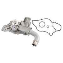 Alliant Power Water Pump - 94-95 Ford Powerstroke, E Series, 1996-2003 Ford Diesel, E Series - AP63501