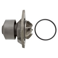 Alliant Power Water Pump - 07.5-12 6.7L Cummins - AP63533